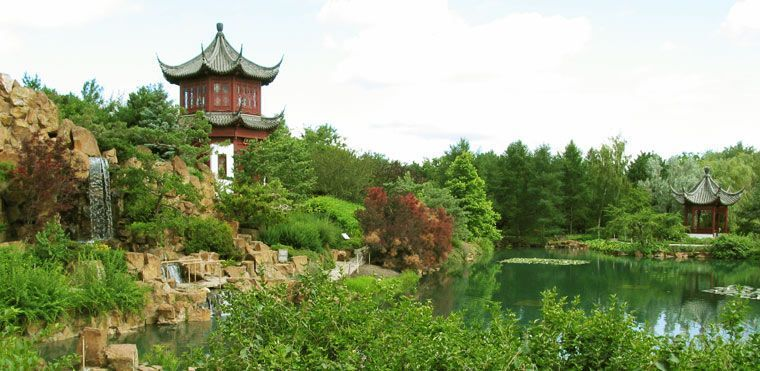 Jardin chinois de montr al centerblog for Jardin chinois